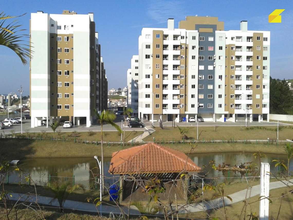 Apartamento Palhoça Cidade Universitária Pedra Branca