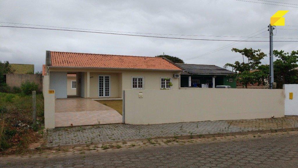 Casa Palhoça Ponta do Papagaio
