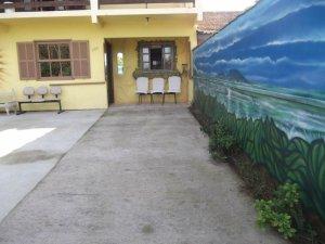 Casa Palhoça Barra do Aririú