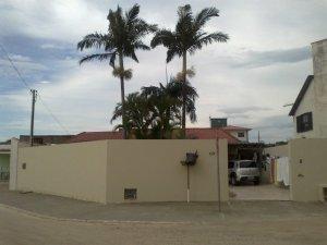 Casa Palhoça Praia do Pontal