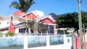 Casa Palhoça Praia de Fora