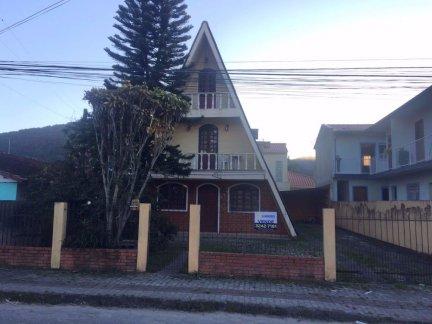 Casa Palhoça Alto Aririú