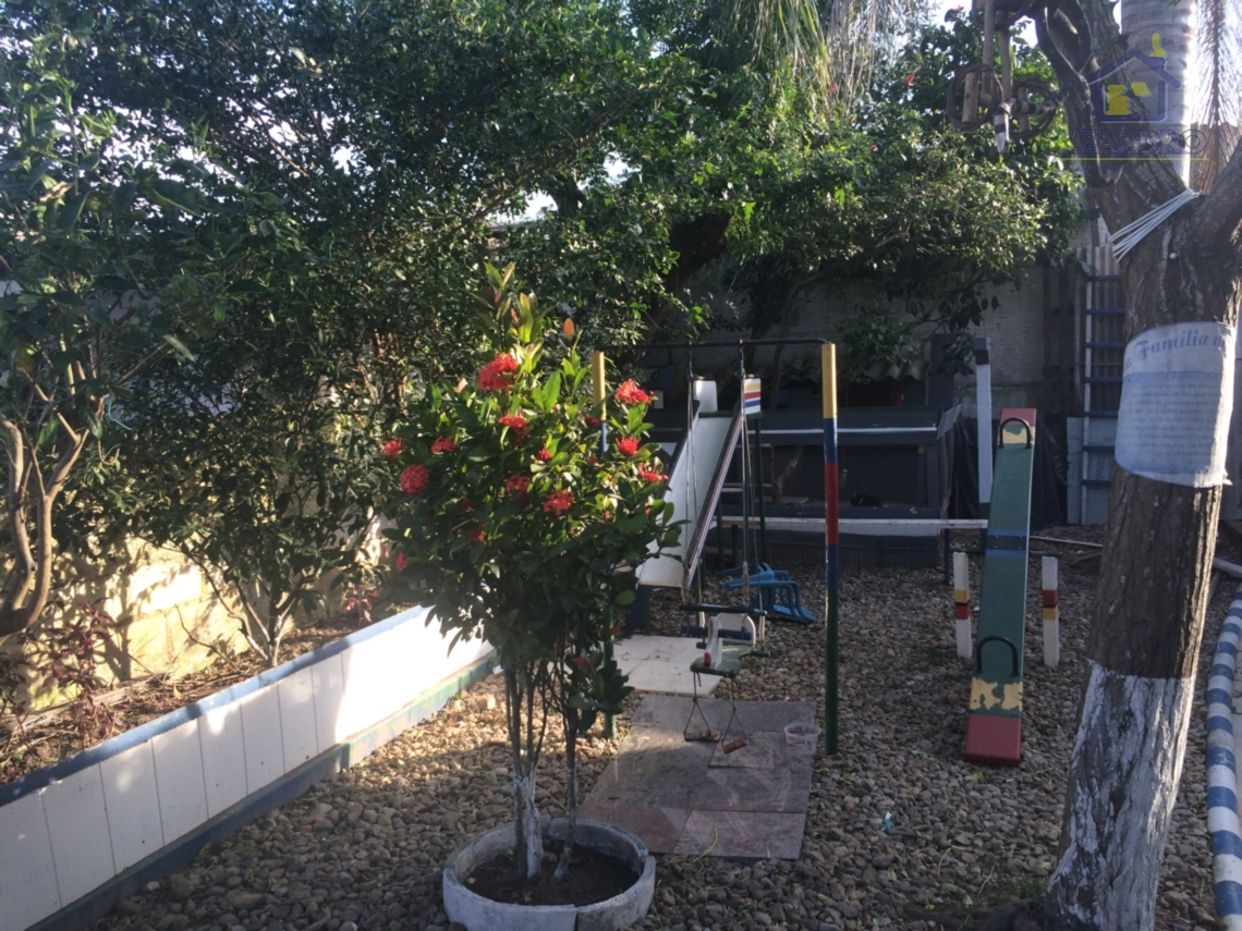 Casa Palhoça Jardim Eldorado